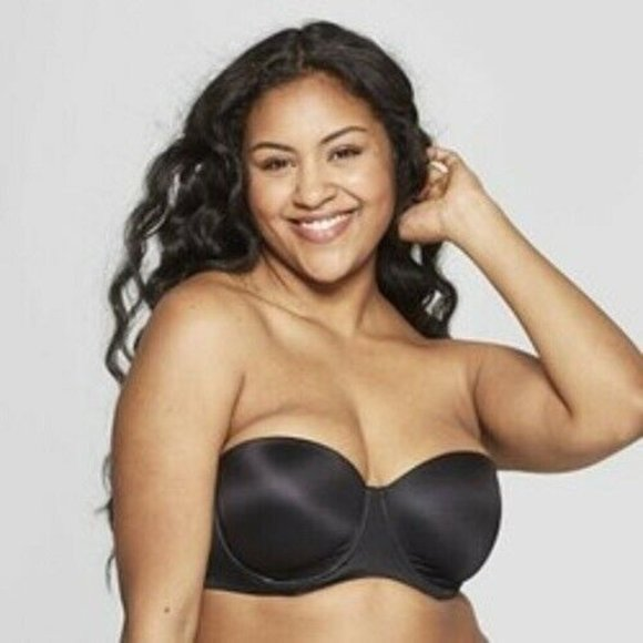 Auden Other - Women's Strapless or Strapped Lightly Lined Bra